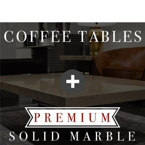 Premium Marble Coffee Tables