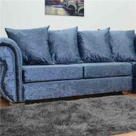 Crushed Velvet Sofa Suites