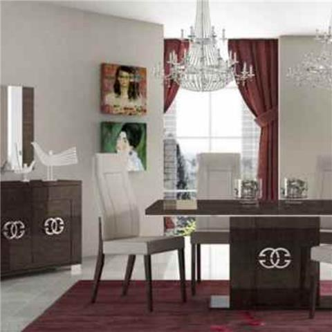 Italian Modern Dining Room Collection