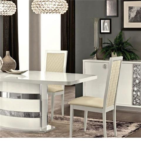 Roma Day - White - Modern Dining Room Furniture