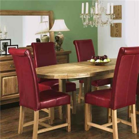 Solid Oak Dining & Match Pieces
