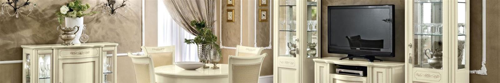 Torriani Ivory - Classic Italian Living Room