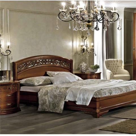 Torriani Walnut Range - Italian Bedroom Furniture