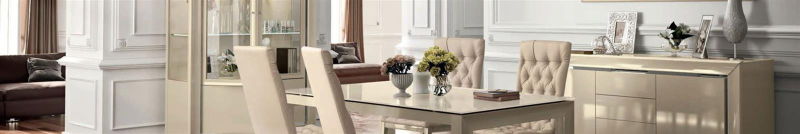 La Star - Ivory - Modern Italian Dining Room Furniture