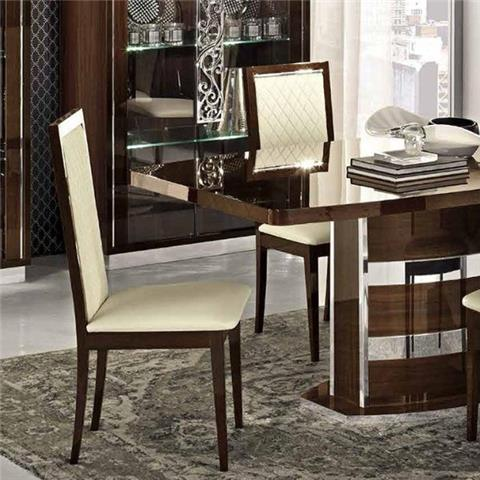 Roma Day - Walnut - Modern Dining Room Furniture