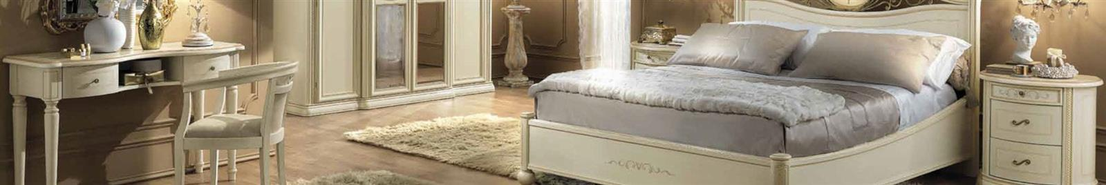 Siena Night Ivory Range - Italian Bedroom Furniture