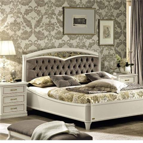 Nostalgia Bianco Antico Range - Italian Bedroom Furniture