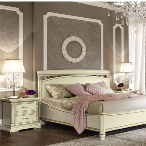 Treviso Night White Ash Range - Italian Bedroom Furniture