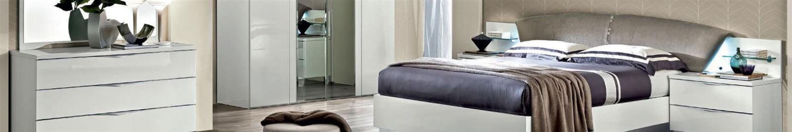Onda Night Range - Italian Bedroom Furniture