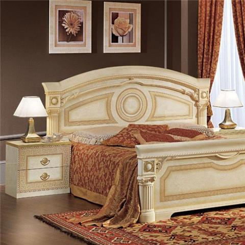 Aida Ivory Range - Italian Bedroom Furniture