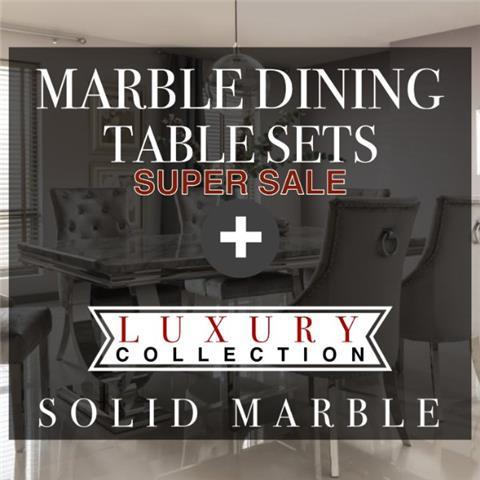 Marble Dining Table Sets