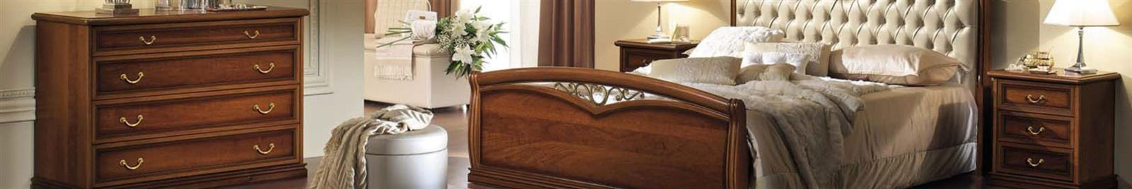 Notalgia Night Range - Italian Bedroom Furniture