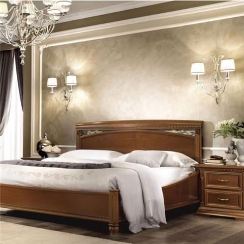 Treviso Night Cherry Wood Range - Italian Bedroom Furniture