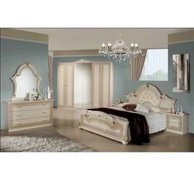 Stella Italian Beige 6 Door Bedroom Package