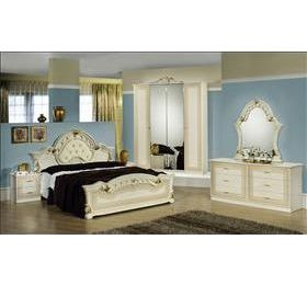 Stella Italian Beige 4 Door Bedroom Package