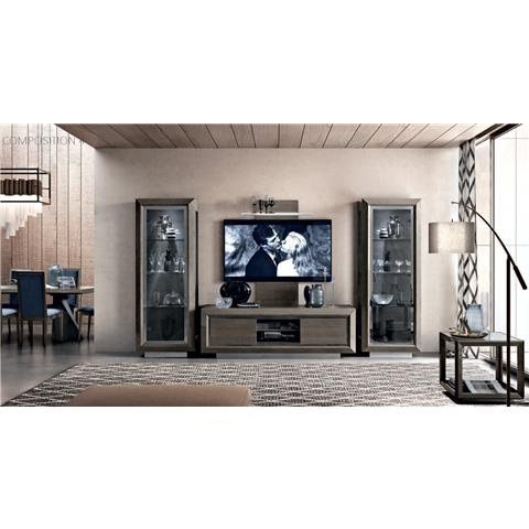 Elite - Modern TV composition set by Camel Group Italy