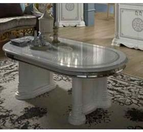 Greta White Italian Coffee Table