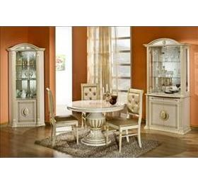 Rossella H2O Cream & Gold Dining Room Collection
