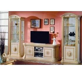 Rossella Italian Cream & Gold Living Room Collection