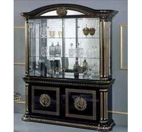 rosella black and gold 4 Door Wall Unit immediate delivery