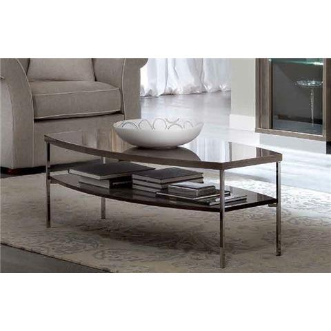 Camel Platinum Day Silver Birch Italian Coffee Table
