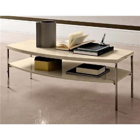 Camel Elite Day Sand Birch Italian Coffee Table
