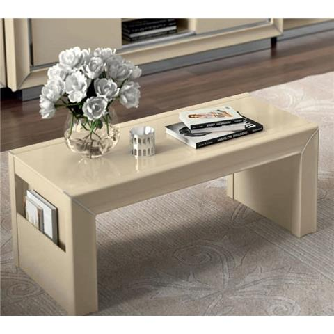 Camel La Star Day Italian Ivory Coffee Table