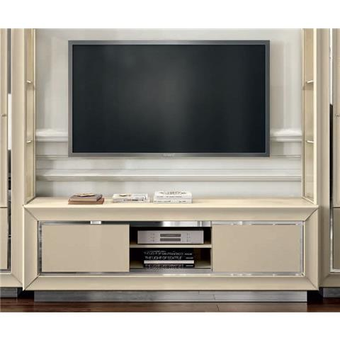 Camel La Star Day Italian Ivory TV Cabinet
