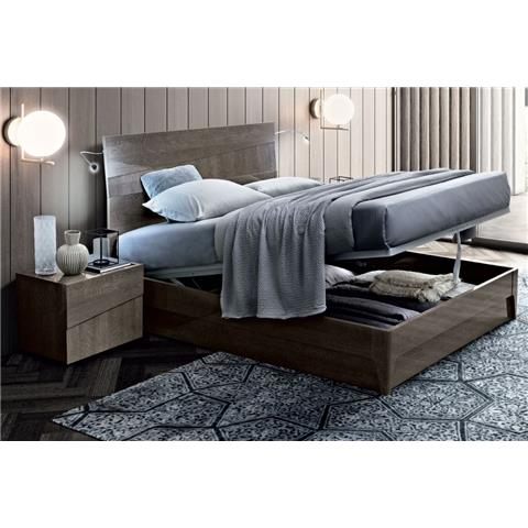 Camel Tekno Night Luna Italian Storage Bed