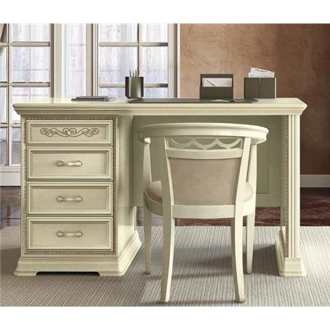 Torriani Day Ivory Italian Writing Desk