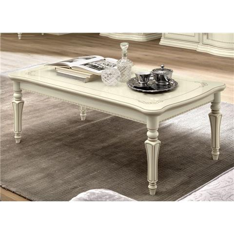 Torriani Day Ivory Italian Coffee Table