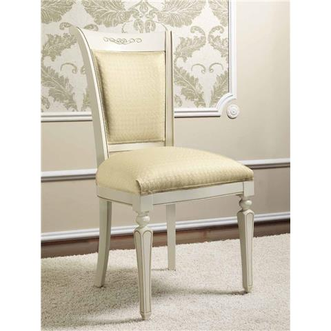Torriani Day Ivory Italian Dining Chair