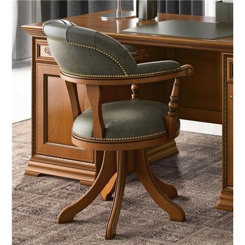 Torriani Leather Office Chair