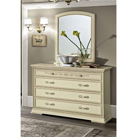 Camel Torriani Night Ivory Italian Dresser