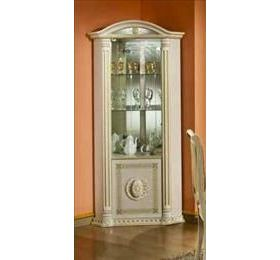 Rossella Italian Cream & Gold Corner Unit