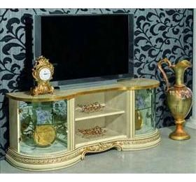 Leonardo Cream Italian Plasma TV Unit immediate delivery