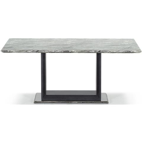 Vida Living Donatella Grey Marble 180cm Dining Table