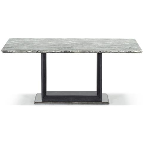 Donatella Grey Marble 220cm Dining Table
