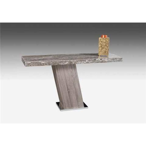 VERTIGO WOOD CONSOLE TABLE