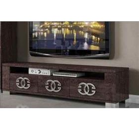 Prestige Umber Birch 3 Door TV Unit