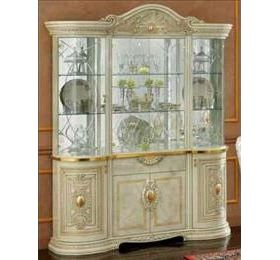 Leonardo Italian 4 Door Wall Unit immediate delivery