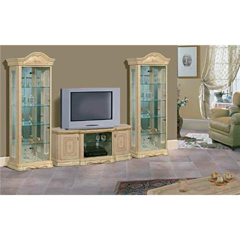 Amalfi Cream & Gold Living Room Collection