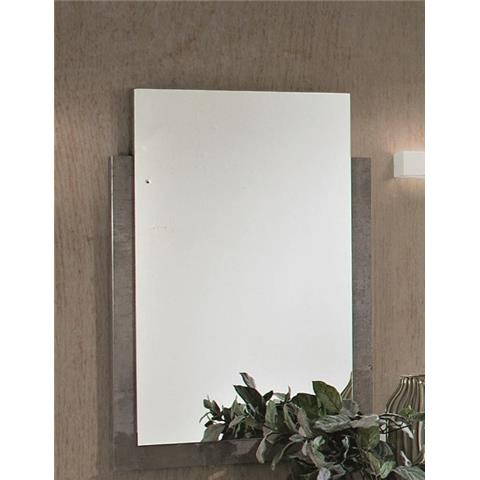 Milano Grey Highgloss Mirror
