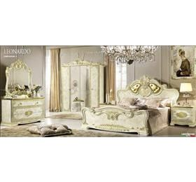 Leonardo Cream & Gold 4 Door Package Deal