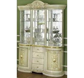 Leonardo Italian 3 Door Wall Unit immediate delivery