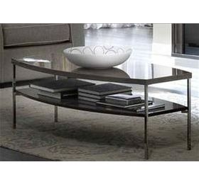 Platinum Italian Highgloss Grey Coffee Table