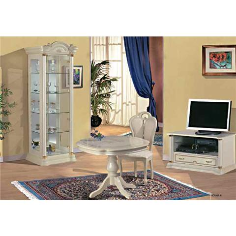 Florence Italian Cream Small TV Cabinet