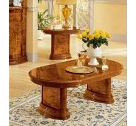 Milady Italian Walnut Coffee Table