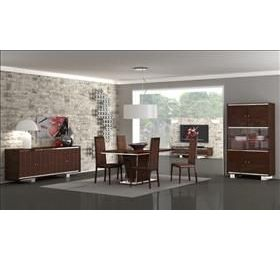 Caprice Walnut Italian Dining Collection