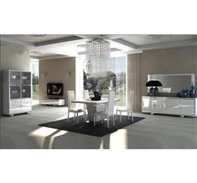 Caprice White Dining Collection